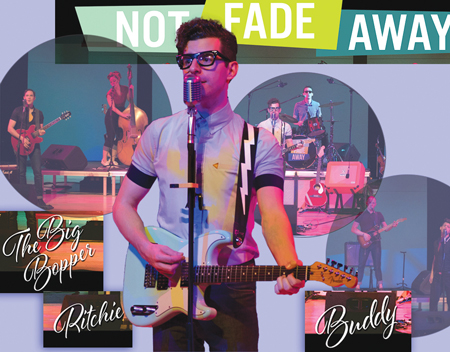 Not Fade Away - The Ultimate Buddy Holly Experience